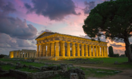 Paestum Tempio di Nettuno ed Hera B&B Casa Albini