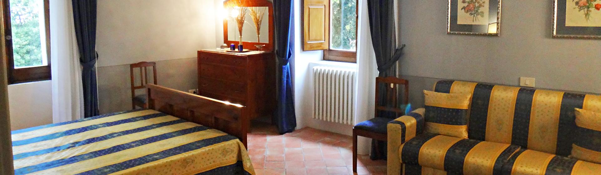 01_Divano Suite Blu B&B Casa Albini 1