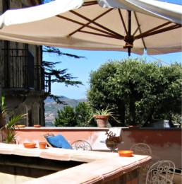 Terrazza B&B Casa Albini
